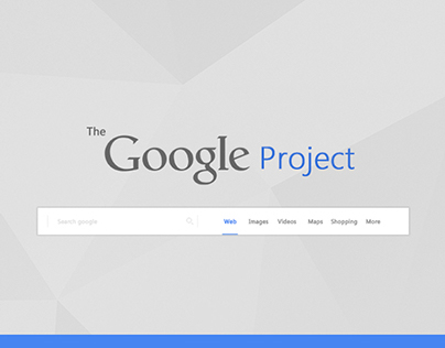 The Google Project