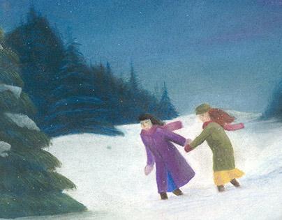 Anne of Green Gables Illustrations