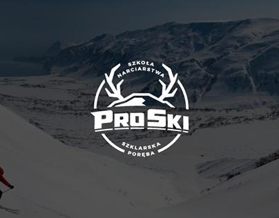 ProSki Branding