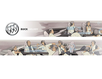 Buick Melody, CDN GM Competition 2014