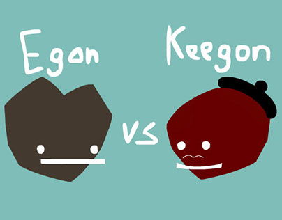 Egon vs Keegon
