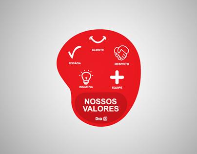DIA: Mousepad