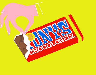 TONY'S Chocolonely
