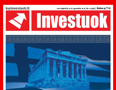 Magazin covers INVESTUOK 2011-2012
