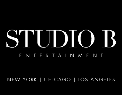 Branding + Identity: Studio B Entertainment