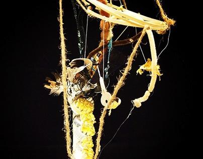 3D model of crayfish