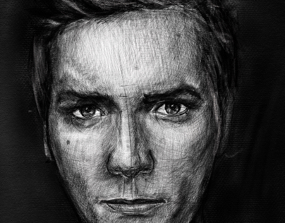 Ewan McGregor portrait