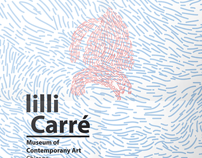 Packaging design for  lilli carrè brand