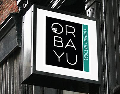 Rebranding - Orbayu. Cosmética Natural