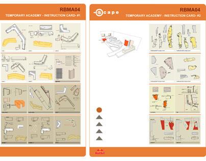 RBMA: instruction card