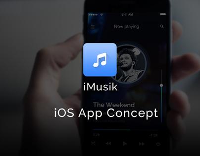 iMusik App Concept