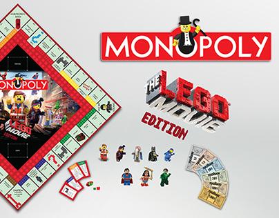 Monopoly The Lego Movie