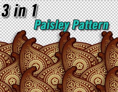 Paisley Pattern Transition