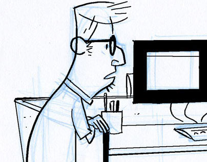 Marketoon Studio Illustration