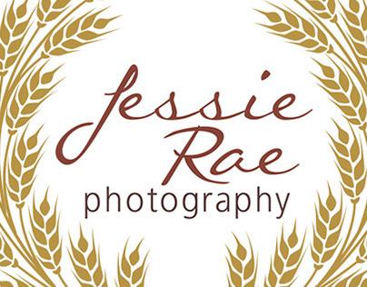 Jessie Rae Photography   Logo & Business Card