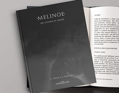 Livro Melinoe