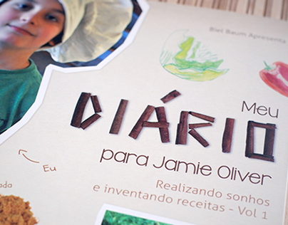 Meu diário para (My diary to) Jamie Oliver