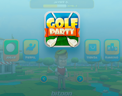 Golf Party_Bitoon
