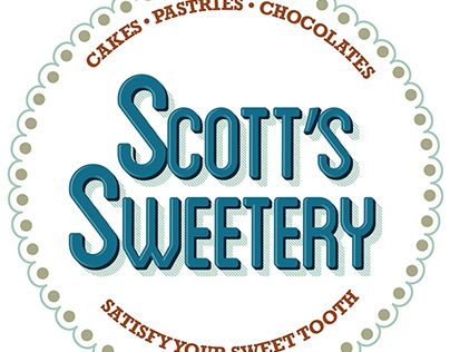 Scott's Sweeter | Logo