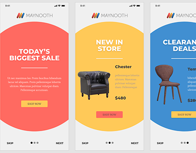 Maynooth Mobile App