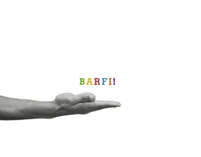 BARFI! Movie Title Sequence