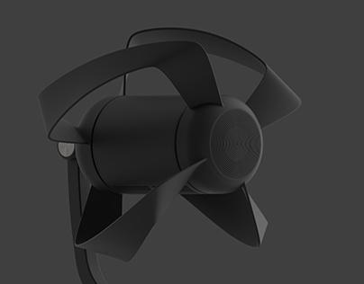 2 Way Electric Fan