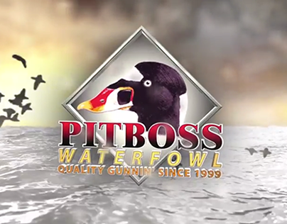 Pitboss Waterfowl | Logo Ident