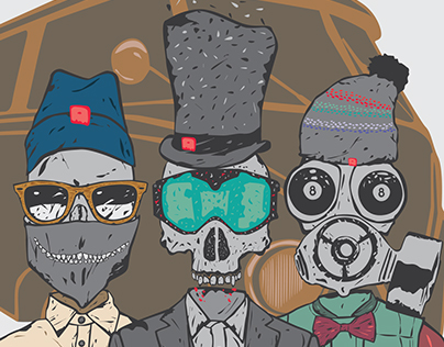 OLD SKULL GUESTS