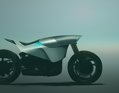 Motorcycle Rendering Exercise II