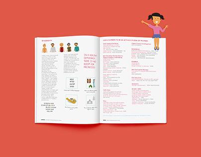 CMCA - Children's Diary/Book