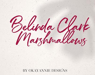 Belinda Clark Marshmallow Branding