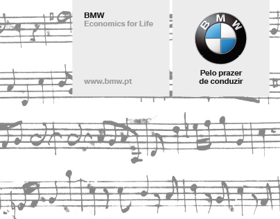 BMW • Cinquentenário do Coro Fundação Gulbenkian
