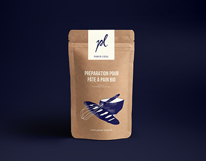 Panier Local | Branding