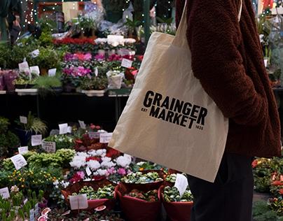 Grainger Market identity