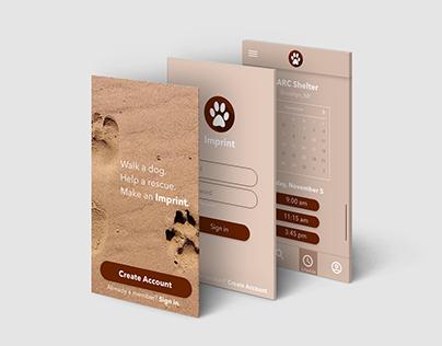 Imprint: App Concept and Design