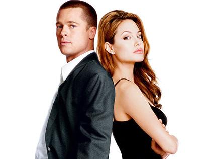 Mr & Mrs Smith - Sonorização