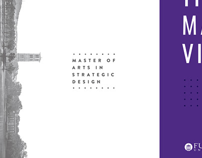 Furman University - MAT Strategic Design Branding