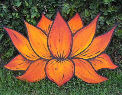 Lotus decorativa