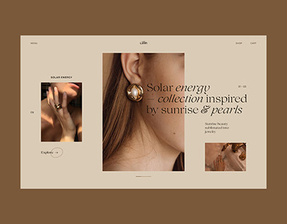 Câlin Jewelry   Online store