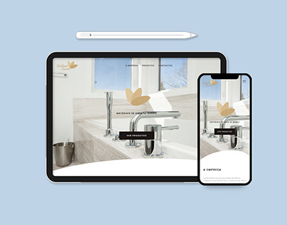 Sublime Banho - Web Design & Development