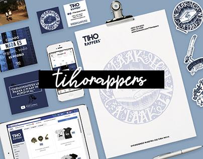 Tihorappers - Branding