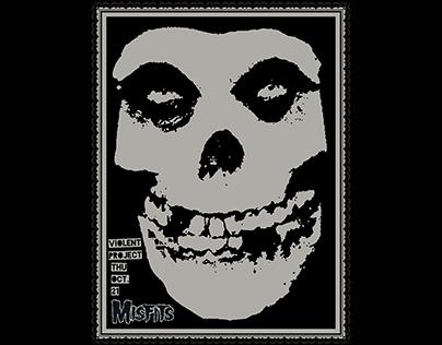 Poster-Folio MISFITS / 1950*