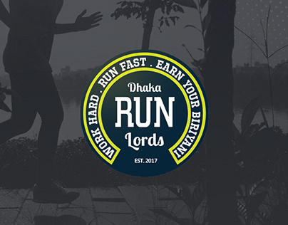 Dhaka Run Lords | Website Design