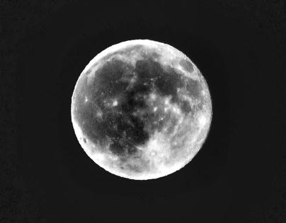 """Summer Night Moon"""