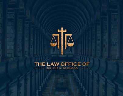 Law logo - Justice logo - Firm logo