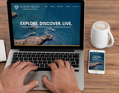 Website Luxury Quest