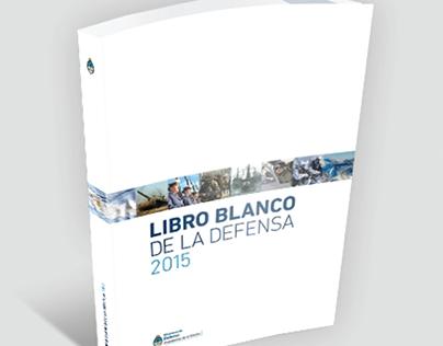 Diseño Editorial - Libro Blanco de la Defensa 2015