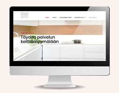Web-Design | 2019 Mavi-kaluste