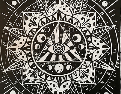 Mørk Mandala