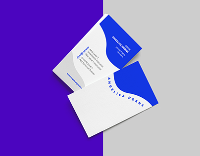 Wavey Business card